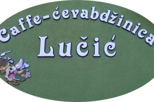 Caffe - Ćevabdžinica Lučić