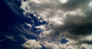 oblacno i pljuskovi