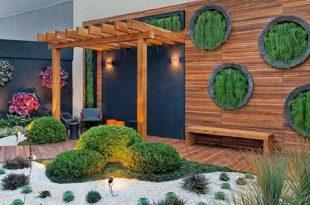 5 ideja za uređenje malog dvorišta 665 l