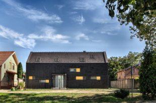 Moderna kuća za odmor otvorena ka prirodi 665 l