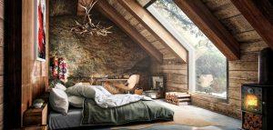 Moderne rusticne spavace sobe 665