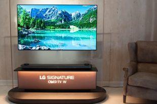Nova linija LG OLED televizora sa inteligentnim a procesorom 665