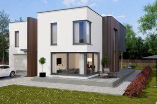 Energetski efikasna kuća za veliku porodicu 665