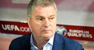 Montenegro sacks head coach Ljubisa Tumbakovic