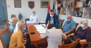 Вишеград - Ђуревић - потписани угов
