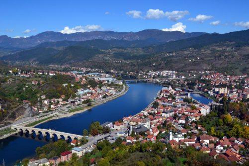 Panorama-Visegrada