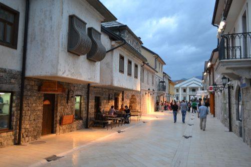 Ulica-Visegrad