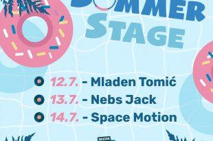 OK Summer stage