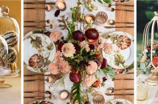 5 ideja za jesenje ulepšavanje stola 665 l